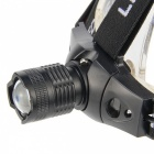 Flood-to-Throw 3-Mode LED Headlamp w/ Cree Q3 (1*18650)