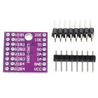 CJMCU-3253 SN74CBT3253 IIC 4CH Communication Switching Module - Purple