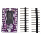 CJMCU- HT16K33 16 * 8 Dot Matrix LED Control Module - Purple