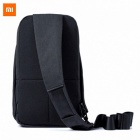 Xiaomi Multi-funcional Chest Lazer Bag - cinza escuro (4L)