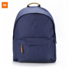 Classic All-match Durable Elastic Back Cushion Thickened Backpack - Deep Blue