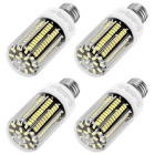 Youoklight E27 12W LED Maisbirnenlampe kaltes weißes Licht 6000K 1100lm 136-SMD-5733