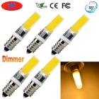 JRLED E14 5W 24-COB Warm White LED Light Bulbs (AC 220V / 5PCS)