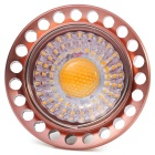 YWXLight GU10 7W COB LED Warm White Spot Light (AC 85~265V)