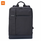 Originale Xiaomi 17L ​​Classic Business Style Laptop Backpack Men - Nero
