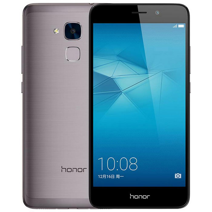"Huawei Honor 5C 5.2"" Octa-Core Android 4G+ Phone w/ 2GB +16GB - Gray"