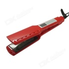 LCD Touch Screen MCH Titanium Ceramic Flat Iron Hair Straightener