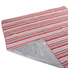 NatureHike-NH Folding 2-Person Camping Shelter / Mat - Red + White