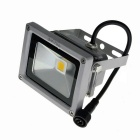 YouOKLight 10W Warm White Solar Waterproof Outdoor LED Flood Light