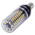 YouOKLight E14 7W bianco caldo 72-SMD-5736 Corn lampadina LED (4 PCS)