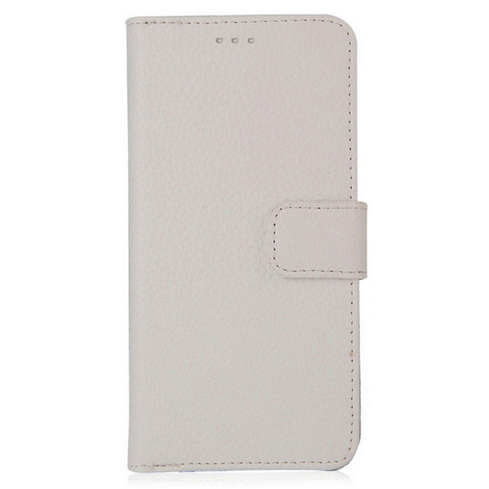Lichee Pattern Protective Full Body Case for IPHONE 7 PLUS - White
