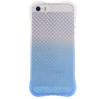 Air Cushion Shockproof Back Cover TPU Gel Case for iPhone 5S / SE