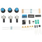XR2206 Function Signal Generator DIY Kit Sine Triangle Square Output