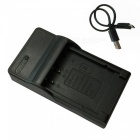 BN1 Micro USB Mobile Camera Battery Charger for Sony - Black