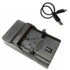 EL9 Micro USB Mobile Camera Battery Charger for Nikon - Black