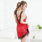 FanYang X12 Women's Fashionable Sexy Sleep Dress Lingerie Suit