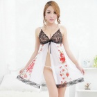 FanYang X15 Women's Fashionable Sexy Sleep Dress Lingerie Suit