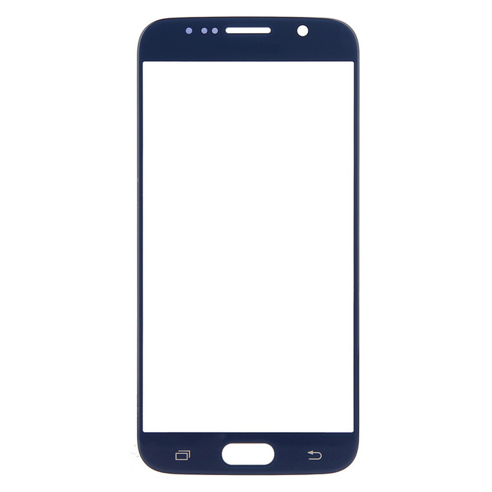 Replacement Glass Touch Screen Panel for Samsung S6 G920 - Black