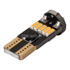 MZ T10 LED Car Clearance Light Yellow 240lm 15-4014 SMD (12V / 2PCS)