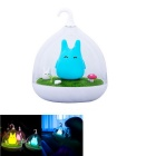 KWB Night Light Touch Sensor USB Charging LED Nightlight Blue Light