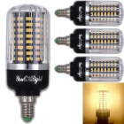 YouOKLight E14 9W 100 SMD-5736 LED Warm White Corn Bulbs (4PCS)