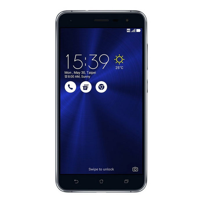 Asus ZenFone 3 ZE520KL 32GB ROM Dual SIM - Black (Global Version)
