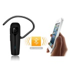 Kilinee Leaf K316 Bluetooth V4.0 Intelligent Control Headset - Black