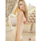 FanYang Naisten Muodikas Alusasut Lace + spandex Sleep Dress