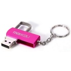Maikou MK2507 32GB USB 2.0 Flash Drive - Deep Pink