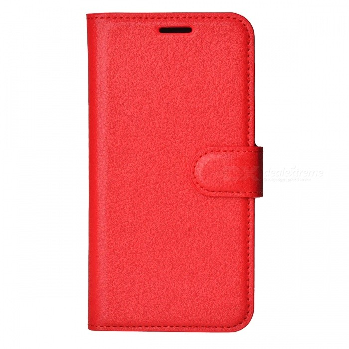 PU Magnetic Flip-Open Wallet Case w/ Strap for Samsung Galaxy J3 proLeather Cases<br>Form  ColorRedModel001MaterialPUQuantity1 DX.PCM.Model.AttributeModel.UnitShade Of ColorRedCompatible ModelsSamsung Galaxy   J3 proFeaturesAnti-slip,Shock-proof,Easy-to-remove,Holder functionPacking List1 * Case<br>