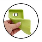 TPU Protective Back Case Cover for Samsung Galaxy Note 7 - Green