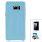 Protective Back Case Cover for Samsung Galaxy Note 7 - Sky Blue