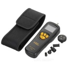 Smart Sensor AR925 Kontakt High Precision Digital Tachometer - Svart