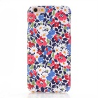 Flower Pattern TPU Soft Case Skin Shell Back Cover for IPHONE 6 / 6S