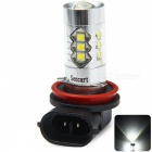 SENCART H8 PGJ191 LED Cool  White Car Light Fog Light Lamp Bulb