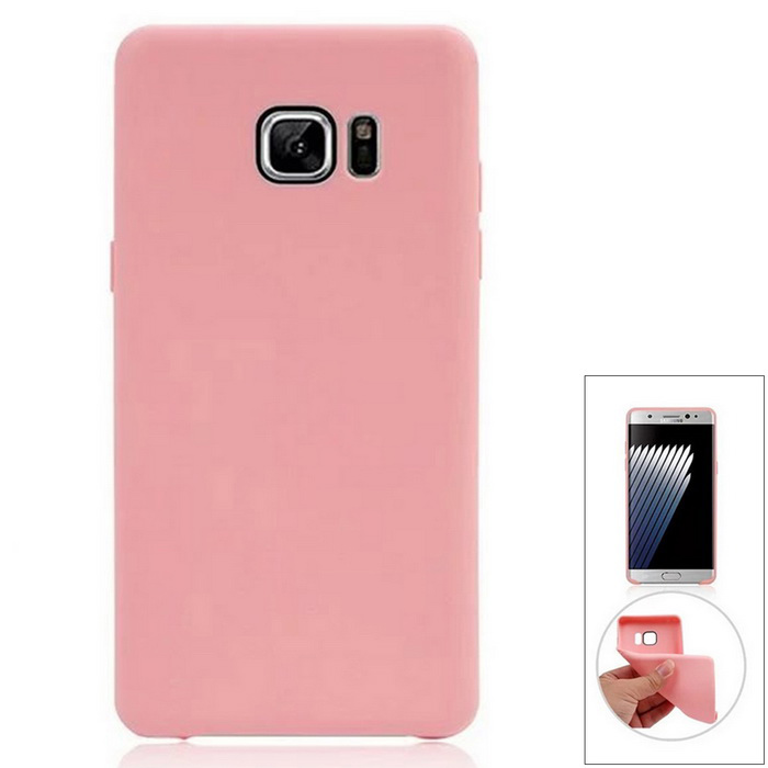 Protective Back Case Cover for Samsung Galaxy Note 7 - Pink