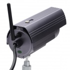 Wireless 300K Pixels CCD Outdoor Waterproof IP CCTV Camera with 24-IR LED Night-Vision