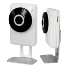 185 Degree 1.0MP Network Wi-Fi Camera with Home Security (UK Plug)