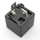 IZTOSS 80A/24V 4-Pin Car Auto Power Relay Switch SPDT for Car - Black