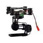 3-Axis Brushless Gimbal w/ Motors & 32 bit Storm32 Controlller - Black
