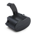 Hand-cranked Manual USB Emergency Charger - Black