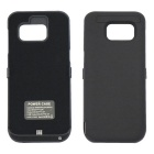 6500mAh Emergency Battery Back Case for Samsung S7 - Black