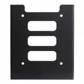 BSTUO Metal 2.5 inch SSD HDD To 3.5 inch Mounting Holder Bracket