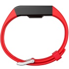 Vidonn A6 Bluetooth Smart Wristband with Heart Rate Monitor - Red