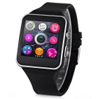 X6S Arc Touch Screen Smart Watch w/ 1.54 inch IPS - Black