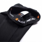 NUCKILY High Elastic Sunscreen Leg Warmers - Black (XXL / Pair)