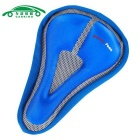 Assento carroKING MTB bicicleta montagemain Road 3D Pad Saddle Cover - Azul