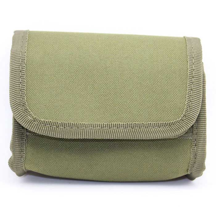 Balas campo Hunting Rifle 10 Package Storage Bag - Green Army