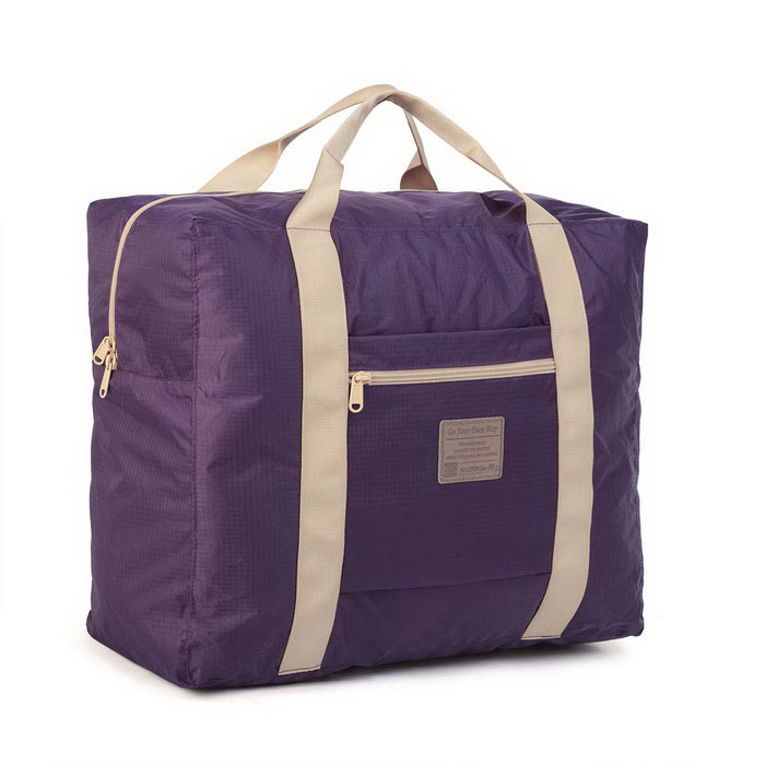 Naturehike 35L Camping Storage Bag Travel Kit - Raspberry Purple