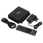 KIII Android Amlogic S905 TV Box w / 2 GB de RAM, ROM 16G (enchufe de la UE)